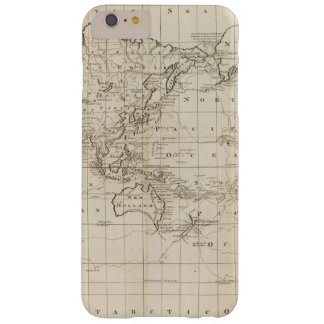 Chart of the World Barely There iPhone 6 Plus Case