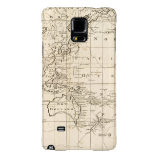 Chart of the World Galaxy Note 4 Case