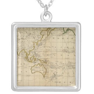 Chart of the World Necklaces