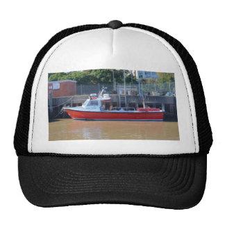 Charter Boat High Flyer Mesh Hat