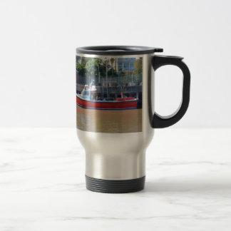 Charter Boat High Flyer Coffee Mug