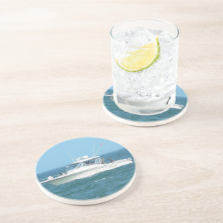 Charter Fishing Boat Coasters
