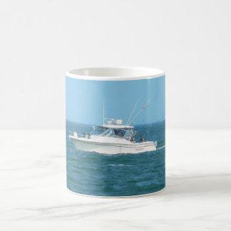 Charter Fishing Boat Mugs