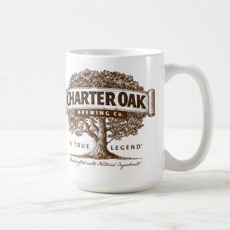 Charter Oak Brewery  Coffee Cup Coffee Mug