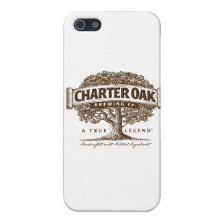 Charter Oak Brewery  iPhone 5 Matte Finish Case