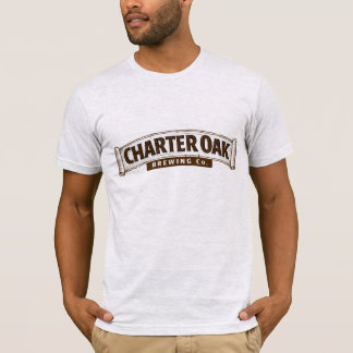 Charter Oak  Men's T-Shirt