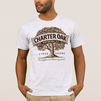 Charter Oak's Basic American Apparel T-Shirt