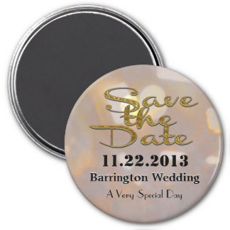 Charter Save the Date  Magnet