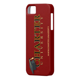 Charter University - iPhone 5/5S iPhone SE/5/5s Case