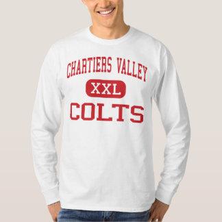 Chartiers Valley - Colts - High - Bridgeville T-shirt