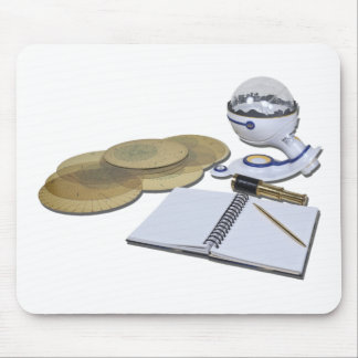 ChartingTheSkies112010 Mouse Pad