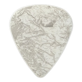 Chartres Acetal Guitar Pick
