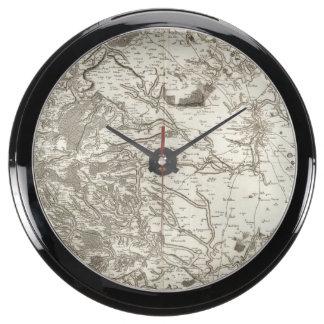Chartres Aqua Clock
