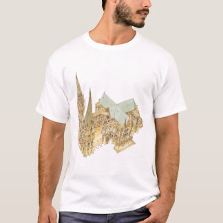 Chartres Cathedral. France T-Shirt