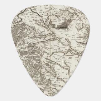 Chartres Guitar Pick
