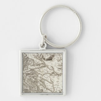 Chartres Keychains
