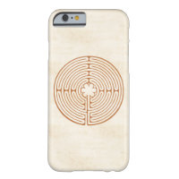 Chartres Labyrinth Barely There iPhone 6 Case