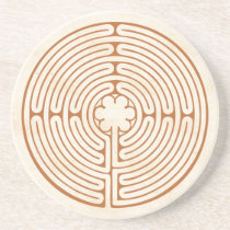 Chartres Labyrinth Coaster