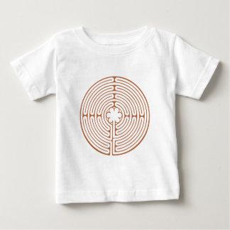 Chartres Labyrinth Infant T-shirt