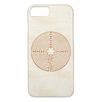 Chartres Labyrinth iPhone 8/7 Case