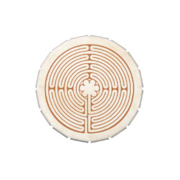 Chartres Labyrinth Jelly Belly Tins