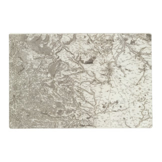 Chartres Laminated Place Mat