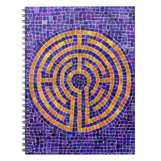 Chartres Mosaic Notebook