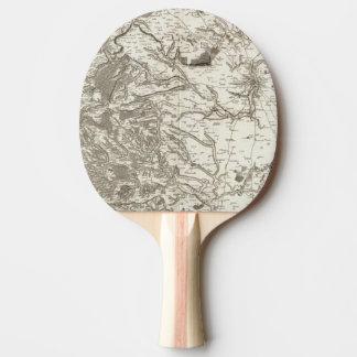 Chartres Ping Pong Paddle