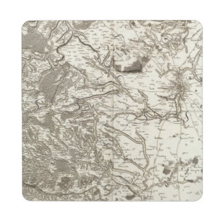 Chartres Puzzle Coaster