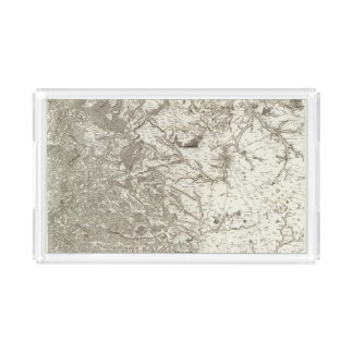 Chartres Rectangle Serving Trays