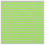 [ Thumbnail: Chartreuse and Grey Colored Lines/Stripes Pattern Fabric ]