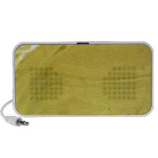 Chartreuse Frosting Photography Mp3 Speakers
