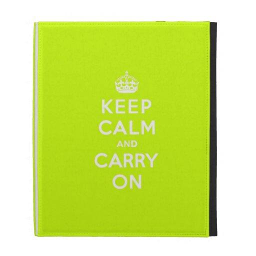 Chartreuse guarde la calma y continúe