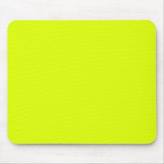 Chartreuse Mousepad