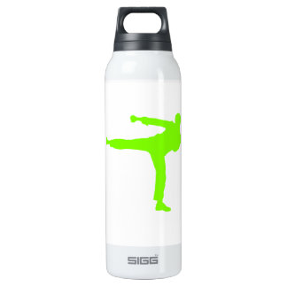Chartreuse, Neon Green Martial Arts SIGG Thermo 0.5L Insulated Bottle