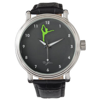 Chartreuse, Neon Green Wrist Watch