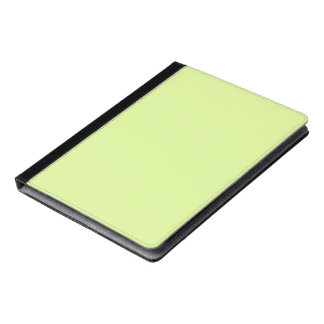 Chartreuse Solid Color iPad Case