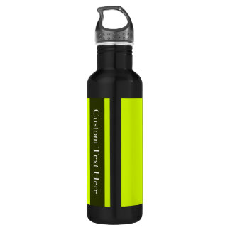 Chartreuse Stainless Steel Water Bottle