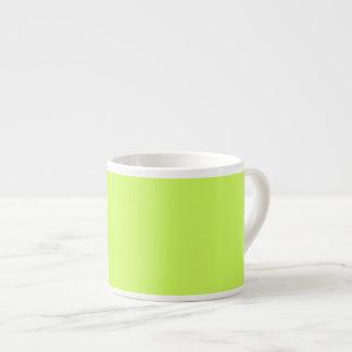 Chartreuse Taza Espresso