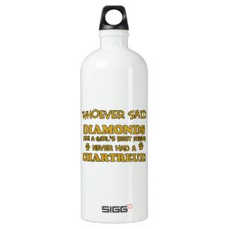 chartreux better than Diamonds SIGG Traveler 1.0L Water Bottle