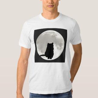 Chartreux Full Moon T-Shirt