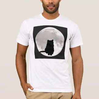 Chartreux Full Moon T-Shirt