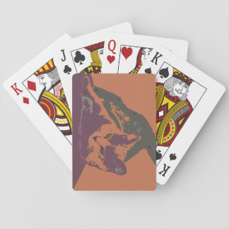 Chartreux Playing Cards