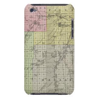 Chase County, Kansas iPod Case-Mate Case