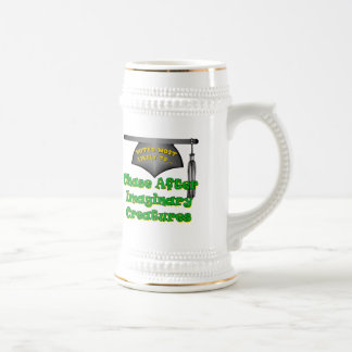 Chase Creatures Beer Stein