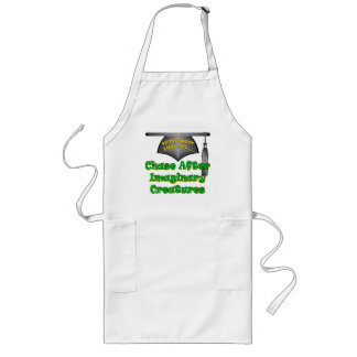 Chase Creatures Long Apron