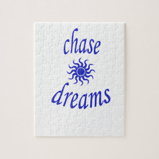 Chase Dreams Jigsaw Puzzle
