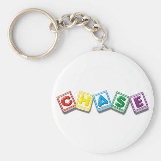 Chase Keychain