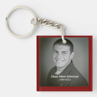 Chase Memorial Keychain for Ashley