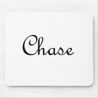 Chase Mouse Pad